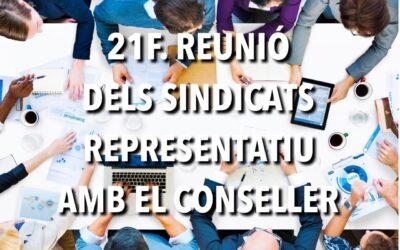 REUNIÓ DELS SINDICATS (21F.)