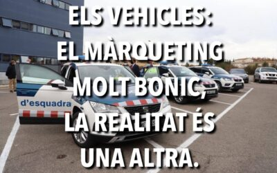 ELS VEHICLES: EL MÀRQUETING MOLT BONIC,LA REALITAT ÉS UNA ALTRA
