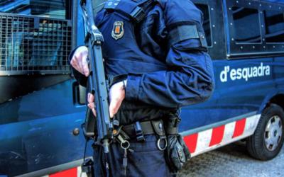 L'ÚS DE LA FORÇA PER LA POLICIA | 25H