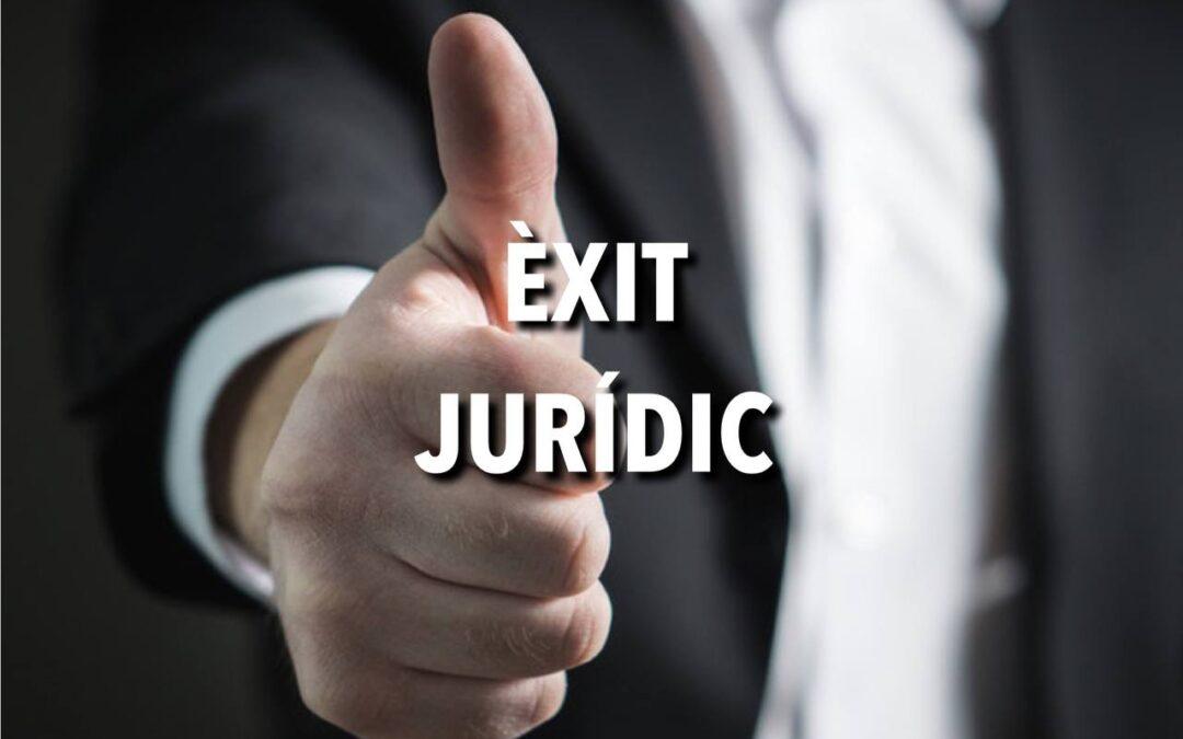 ÈXIT JURÍDIC – LA NOSTRA ADMINISTRACIÓ L'EXCLOÏA D'UNA OPOSICIÓ PER COVID