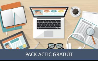 PACK GRATÜIT ACTIC